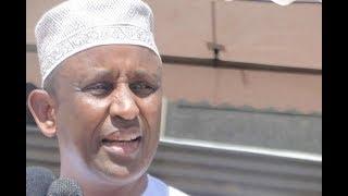 BREAKING NEWS: Police arrest Garissa Governor Ali Korane