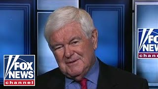 Gingrich on Tlaib visiting Israel, Trump's New Hampshire rally