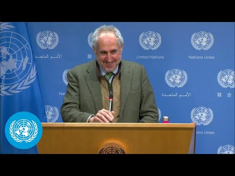 Myanmar, Central African Republic, Sudan & other topics - Daily Briefing (5 March 2021)