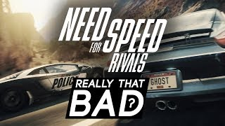 WAS NEED FOR SPEED RIVALS THAT BAD?!?!