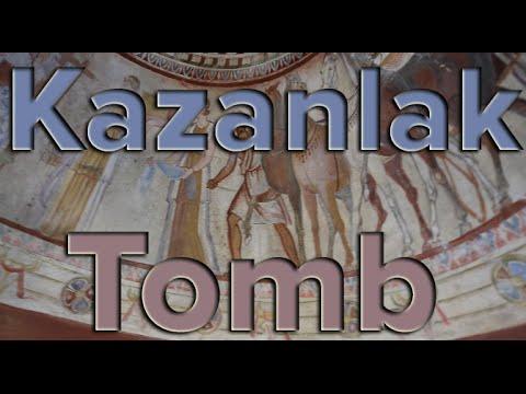 The Thracian Tomb of Kazanlak, Bulgaria