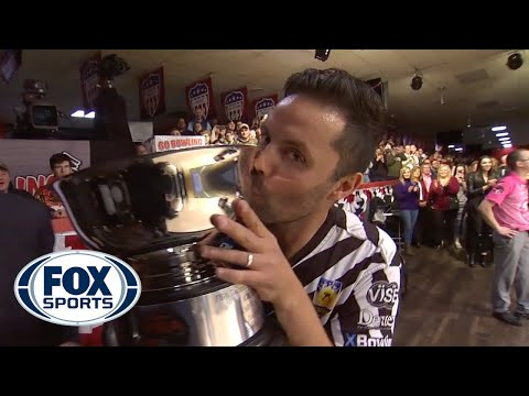 Jason Belmonte captures 3rd PBA Tournament of Champions title | FOX Sports