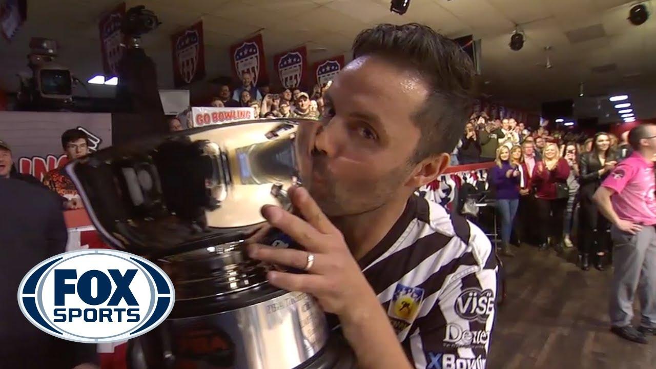 Jason Belmonte captures 3rd PBA Tournament of Champions title