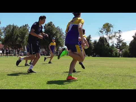 VIC 15s vs ACT - Video 4/4 - Pan Pacific Games 2017