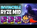 THIS RYZE BUILD WILL 100% BE NERFED! (ACTUALLY UNKILLABLE) - League of Legends