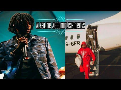 Alkaline - Accomplishments - September 2017