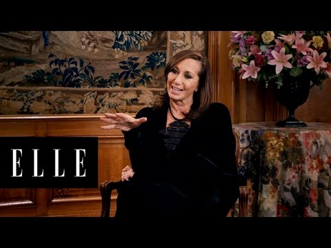 Donna Karan in Battle at Versailles | ELLE
