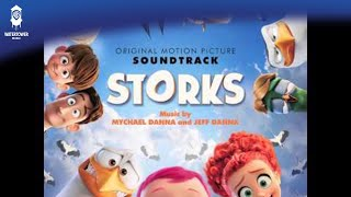 The Lumineers Holdin Out Storks Original Motion Picture Soundtrack