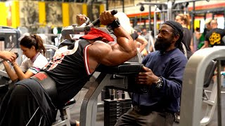 BACK ON THE ROAD TO OLYMPIA 2019 Dexter Jackson amp Charles Glass ARM BUSTER 2