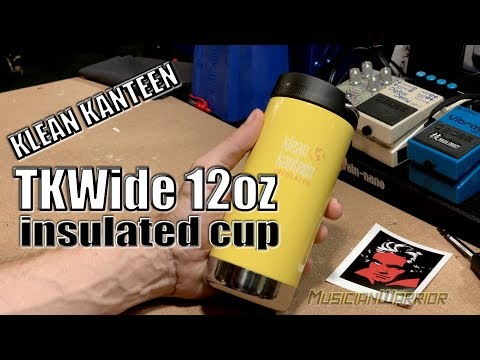 Klean Kanteen TK Wide Review | Best new insulated cup?
