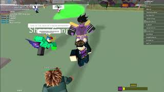 Playing With Sheeptrainer Project Jojo Roblox!