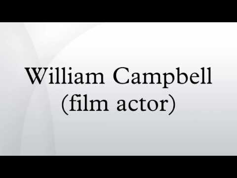 William Campbell (film actor)