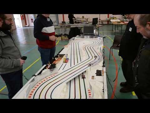 Gentlemen Drivers Slot Forum: Aubigny 10ans: circuit Jouef de Roland /  BRM