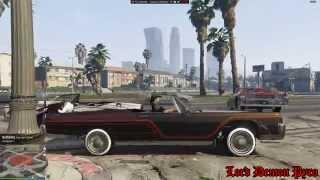 GTA 5 Lowrider Meeting + Car Show!