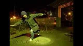2013年01月01日から01月31日までの眞島竜男の踊り(10倍速)