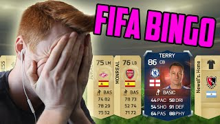 FIFA 15 - CRAZY FIFA BINGO!!! | RECORD BREAKER TERRY DISCARD!!!
