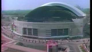 SkyDome / Rogers Centre Built In Two And A Half Minutes