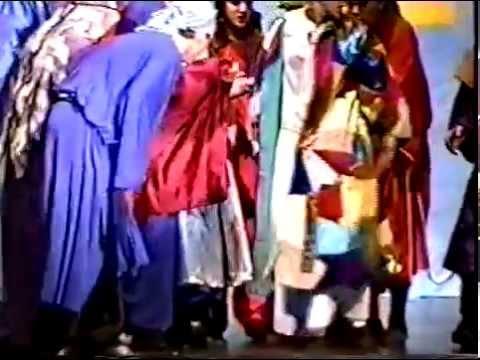 Joseph and The Amazing Technicolor Dreamcoat - CSHS Circa 1996