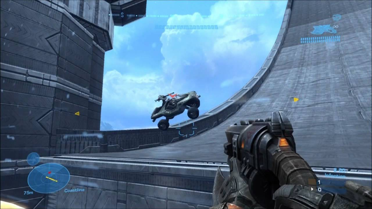 Halo Reach Map of the Week 54  Jump Rope  YouTube