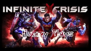 Infinite Crisis MOBA Gameplay