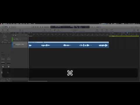 LogicPro4Smarties Non Destructive Region Normalize