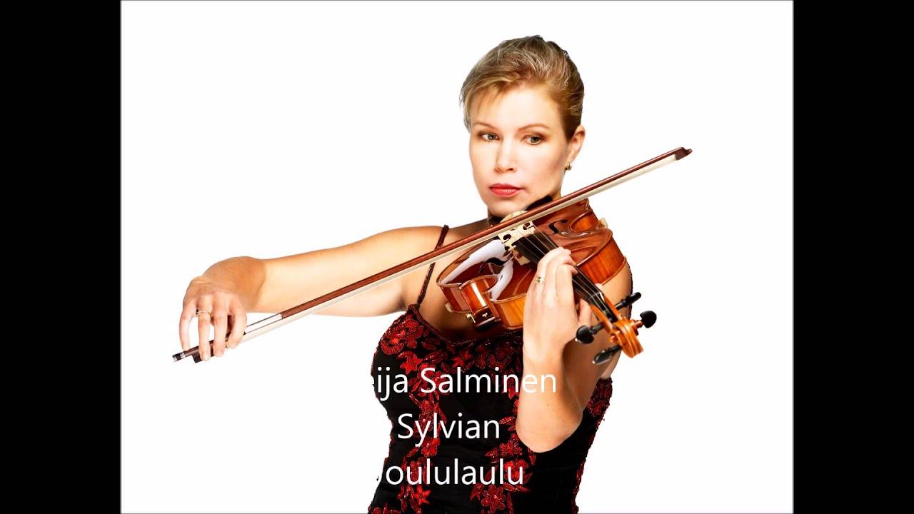 Teija Salminen and Kalevi Kiviniemi: Sylvian Joululaulu / Sylvia's Christmas Song - YouTube