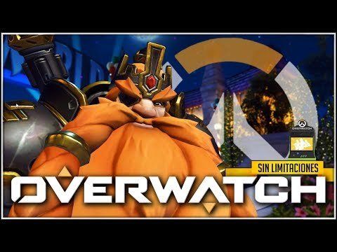 Los 7 enanitos!!! | Overwatch con @Dsimphony thumbnail