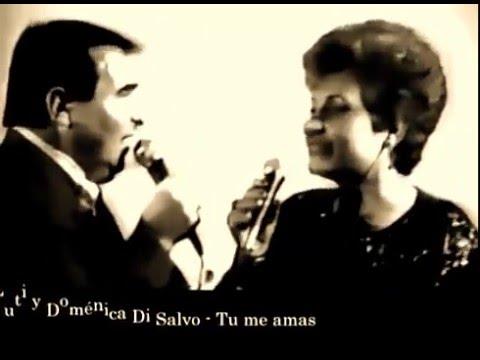 Roberto Lutti y Domenica Di Salvo--¿Tu me amas? ( 1972)