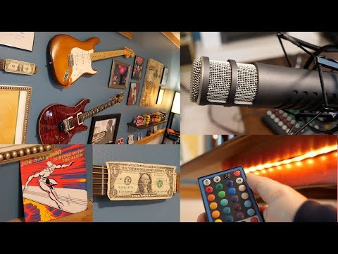 Podcast Studio Tour – The Music is Win Podcast   Ep. 17
