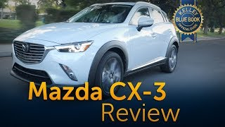 2018 Mazda CX-3 – Review and Road Test