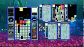 Tetris Splash - Gameplay 2 10-03-07
