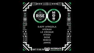 RISE x Madorasindahouse - Watergate, Berlin 17/2/2018 (Teaser Video)