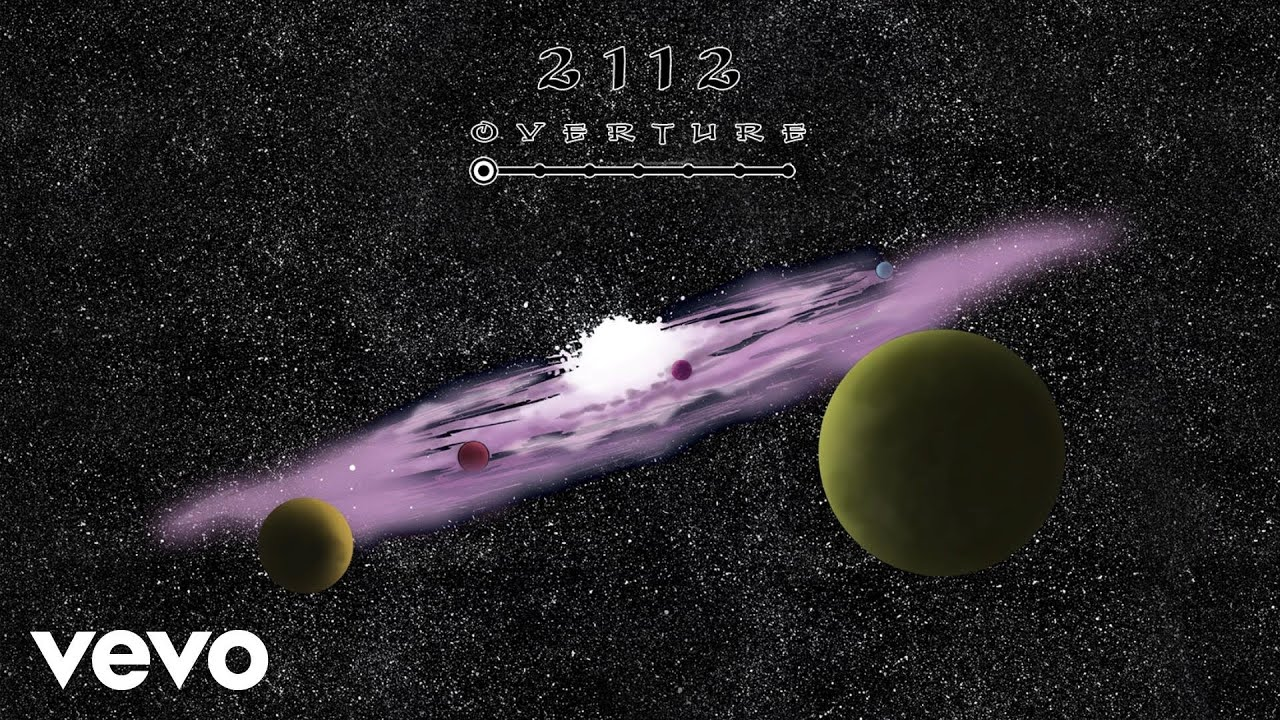 2112: Overture / The Temples Of Syrinx / Discovery / Presentation / Oracle: The Dream /...
