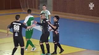 Liga Sport Zone, 20.ª jornada: Eléctrico FC 7 - 4 Rio Ave FC