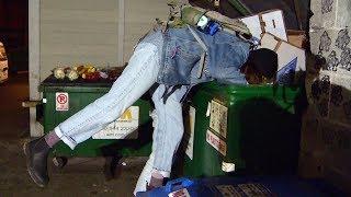 Dumpster dive reveals