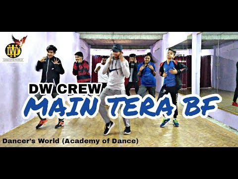 Main Tera Boyfriend | Raabta | Arijit SIngh | Dancer's World (Academy of Dance)