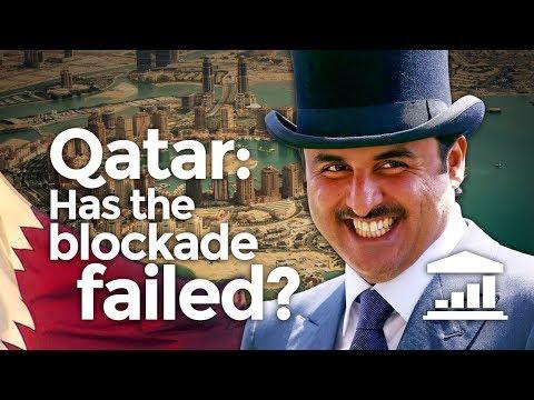 Is QATAR Defeating SAUDI ARABIA? - VisualPolitik EN