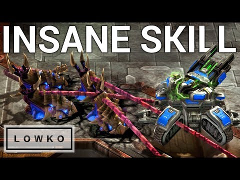 StarCraft 2: A RIDICULOUS DISPLAY OF SKILL!