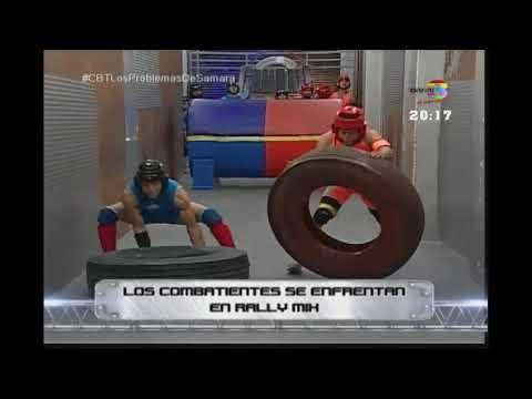 """Los combatientes se enfrentan en """"Rally Mix"""""""