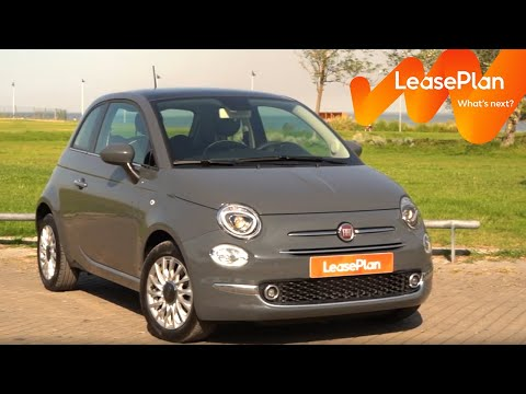 Fiat 500 // Review LeasePlan 2019