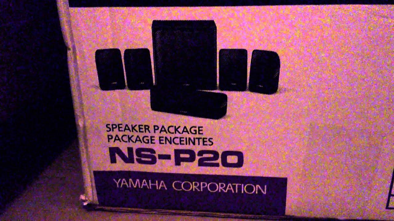 yamaha htr 2866 ns p20 youtube. Black Bedroom Furniture Sets. Home Design Ideas