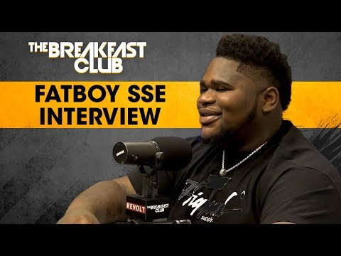 Fatboy SSE Describes His Wild Comedy, His Underwear Line, Mixtape & More