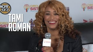 Tami Roman Talks Using Reality Television To Tell Her Story + More Scripted Programming