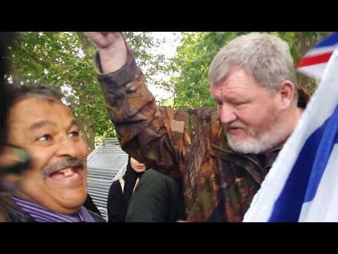 Ex-Soldier Preacher - Encourage Uncle Jamal & Br-Zakariya - London 10-9-17.