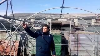 Теплица Ясна 3МЦ и Ясна 3МК - видео обзор