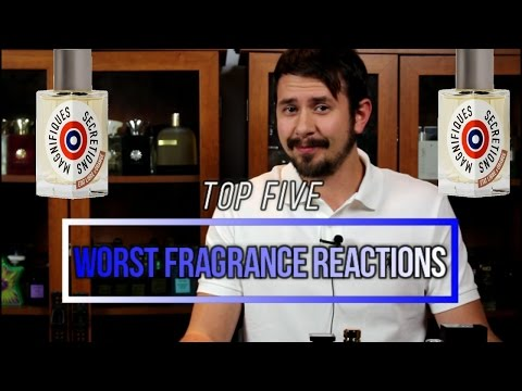 Top 5 Worst Fragrance Reactions