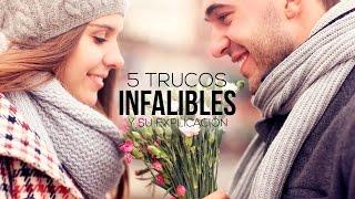Cómo Hacer Que Se Enamore - 5 Trucos Infalibles Y Su Explicación