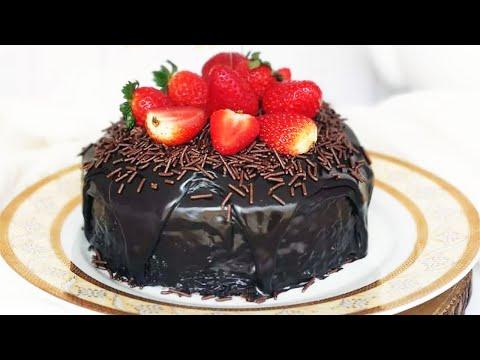Easy Way to Bake Chocolate Moist Cake