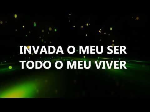 "Seja o Centro [Playback] VIDEOLetra - Daniela Araújo Feat. Fernanda Brum / CD ""Doze"" 2017 (HD)"