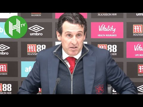 Bournemouth 1-2 Arsenal I Unai Emery: 17 matches unbeaten and why I dropped Mesut Ozil